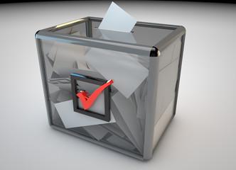 Урна для голосования