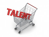 Buying Talent poster