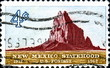 New Mexico Statehood. 1912. US Postage.