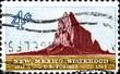 New Mexico Statehood. 1912. US Postage.