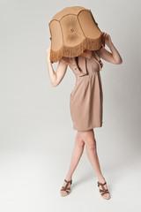 lampshade fashion