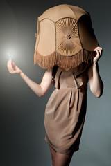 fashion brunette