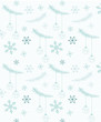 Christmas and holiday season pattern