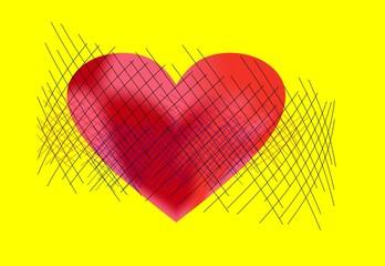 uwięzione serce