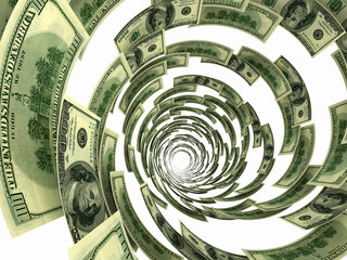 Money tube