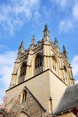 Church Spire in Oxford City