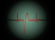 cardiogram abstract vector