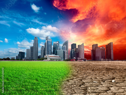 Global warming - 37230270
