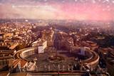 Piazza San Pietro, Vaticano, Roma - 37235224