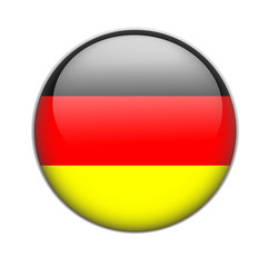 germany, flag button