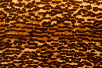 Luxurious fake 1950 fur material background