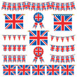great britain banners and bunting