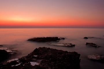 Faliraki sunrise