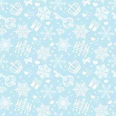 冬 雪 クリスマス パターン 壁紙