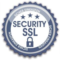 bouton security SSL