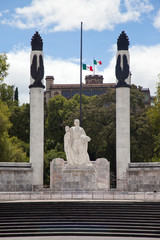 Monumento a la patria, Mexico City