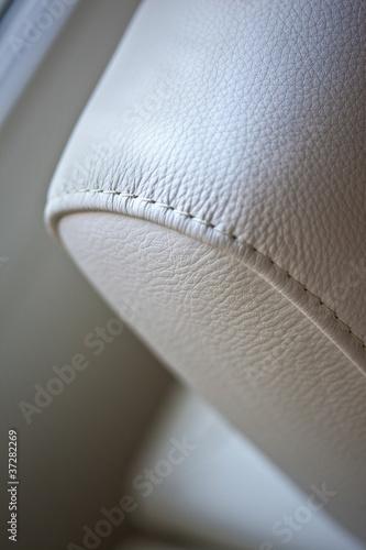 cuir, meuble, canapé, couture, sellerie, artisanal