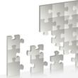 3D Puzzle Pieces