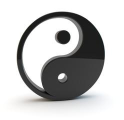 yin yang 3d