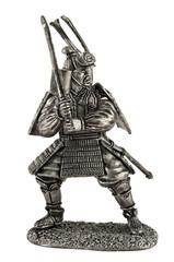 figure of the samurai