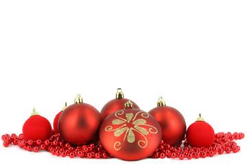 Merry christmas ball decoration
