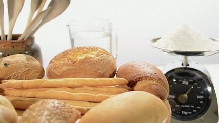 dalla farina al pane