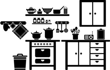 vectorized kitchen