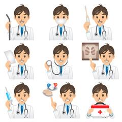 医者 A BI
