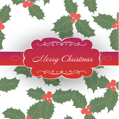 Vintage Christmas Background. Vector, Eps10.