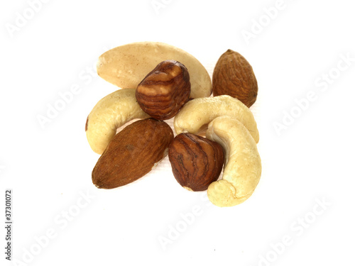 Handful of Mixed Nuts