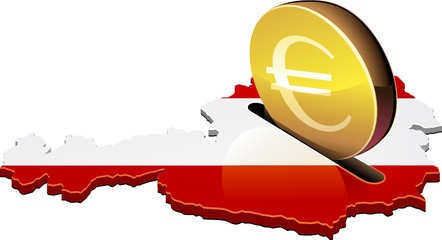 Investir des Euros en Autriche (détouré)