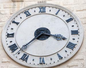 horloge murale 1880