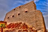 Parete tempio Luxor