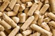 wooden pellet .ecological heating