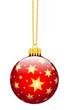 Christbaumkugel, Christbaumschmuck, Weihnachtsschmuck, Sterne