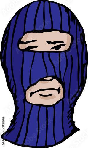 Man in Ski Mask