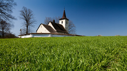 Kostol vsech svetich