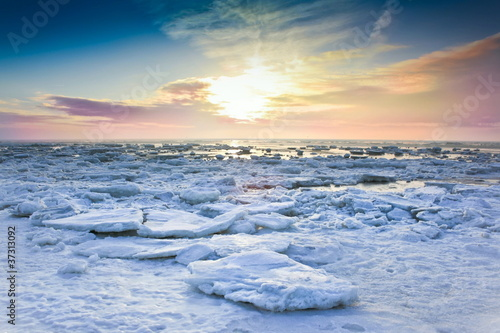 Fototapeten,winter,küste,norwegen,nordpol