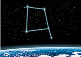 Fototapete Astronomy - Astrologie - Zeichen / Symbol