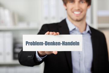 problem, denken, handeln