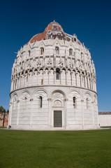 Leaning Baptistery of Pisa