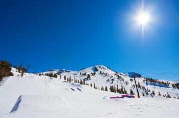 Mountain Ski Resort
