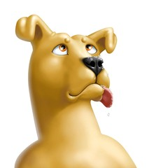 Golos dog 1