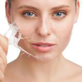 Rejuvenation of skin poster