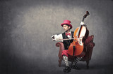 Fototapety Musician