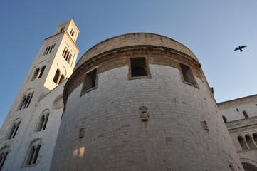 La Cattedra del Vescovo a Bari