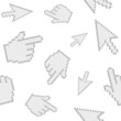 cursors seamless