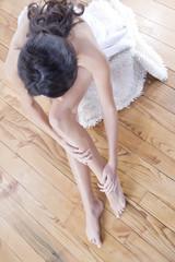cura delle gambe