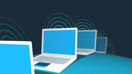 Global Laptops Transmitting Loop HD