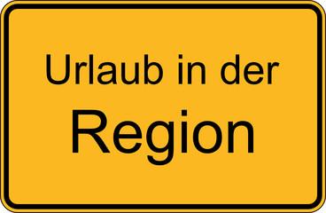 Urlaub in der Region